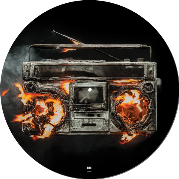 Limited Edition Revolution Radio Picture Disc