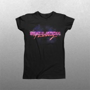 Electric Simulation Ladies T-Shirt
