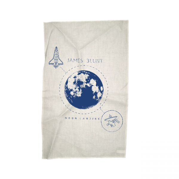 Moon Landing Tea Towel