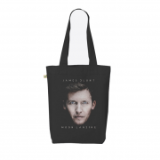 Moon Landing Face Tote Bag