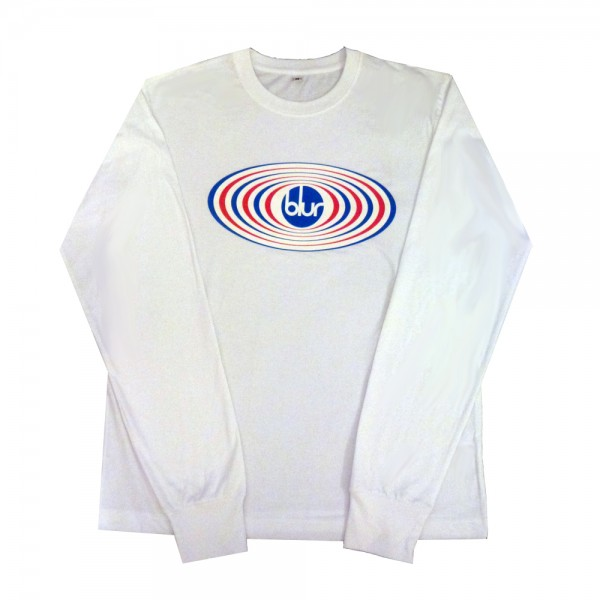 Blur Long Sleeve Ring T-shirt