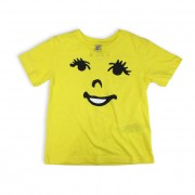 Kids Mr OK Yellow T-Shirt
