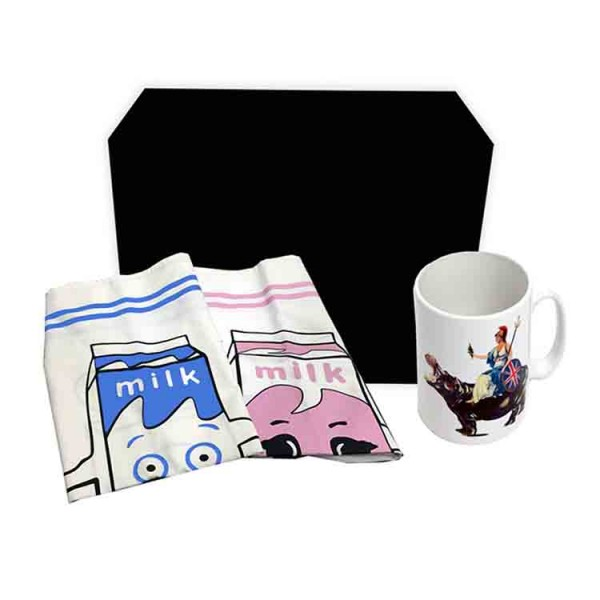 Coffee + TV Gift Set