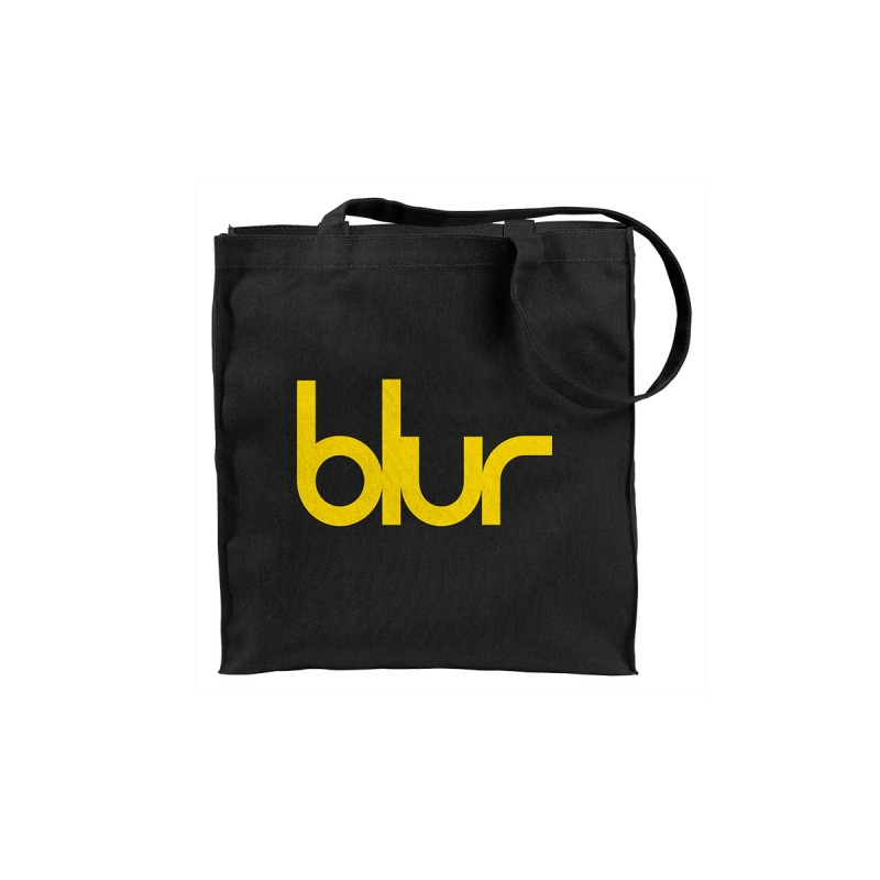 Blur Tote Bag Black