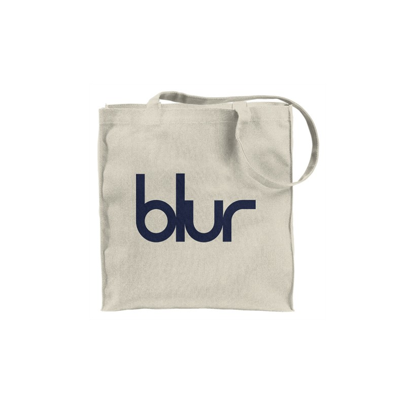 Blur Tote Bag Natural