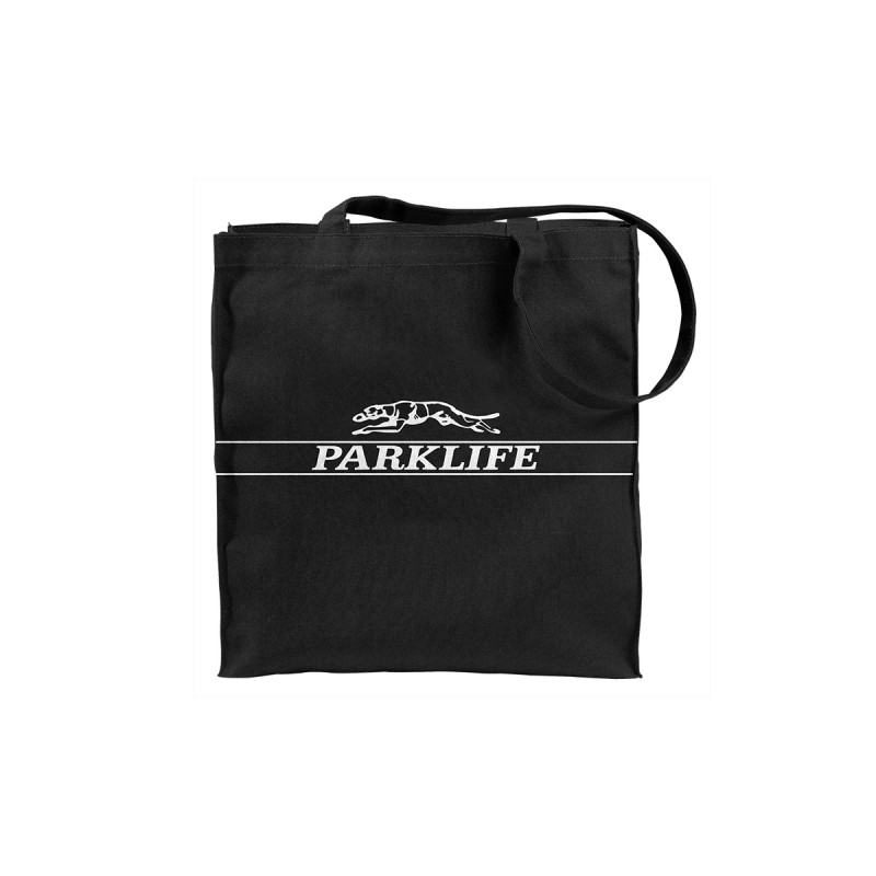 Parklife Greyhound Tote Black