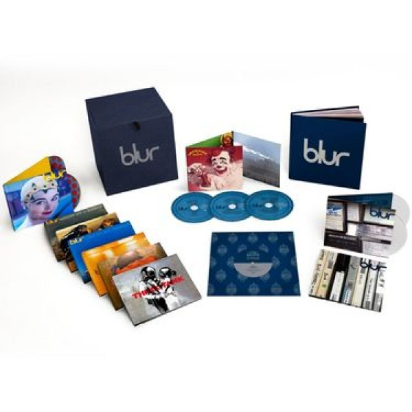 Blur 21: The Box