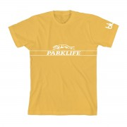 Parklife Greyhound T-Shirt Gold