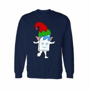Milky Christmas Elf Jumper