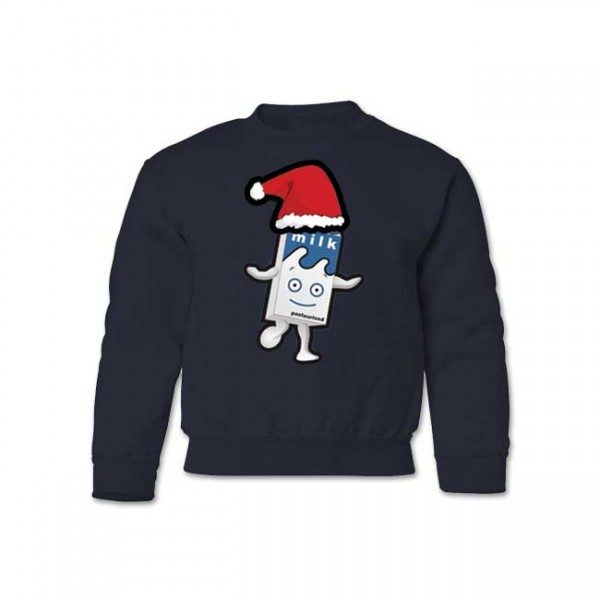 Milky Kids Christmas Jumper