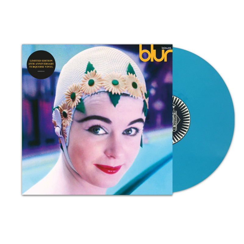 "Leisure (25th Anniversary Edition) 12"" Vinyl"