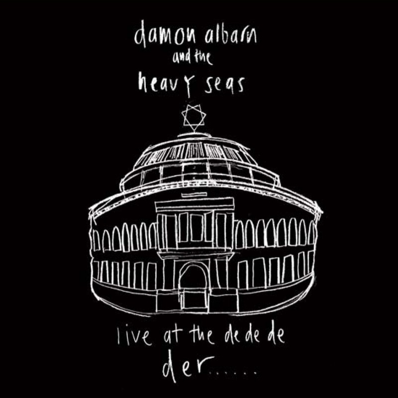 Damon Albarn & The Heavy Seas live at The Royal Albert Hall 15.11.14