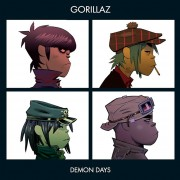 Demon Days CD Album