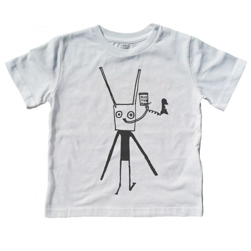 Damon Albarn Mad Man Marmalade Kids T-Shirt