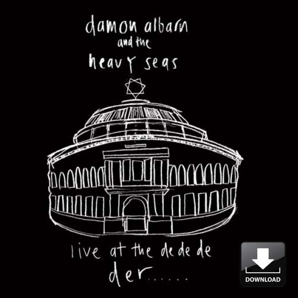 Damon Albarn & The Heavy Seas live at The Royal Albert Hall