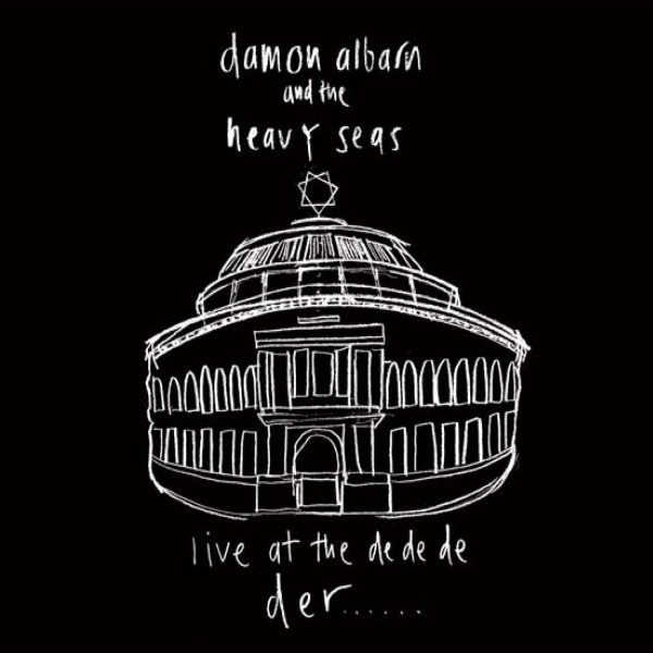 Damon Albarn & The Heavy Seas live at The Royal Albert Hall 16.11.14