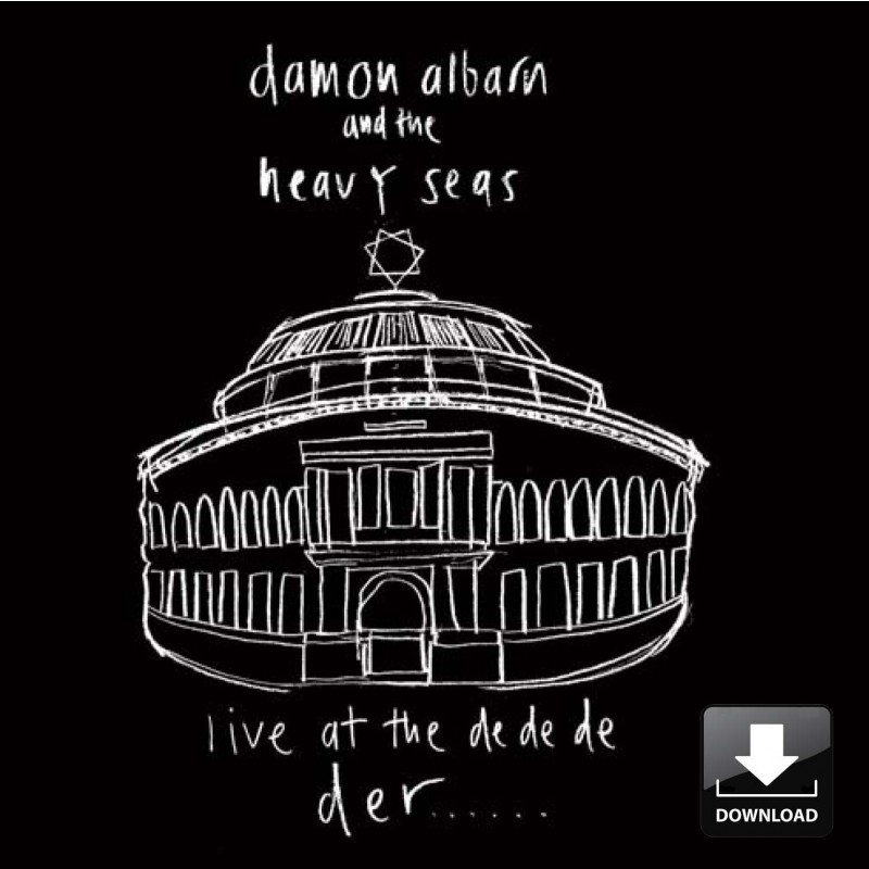 Damon Albarn & The Heavy Seas live at The Royal Albert Hall Digital Bundle