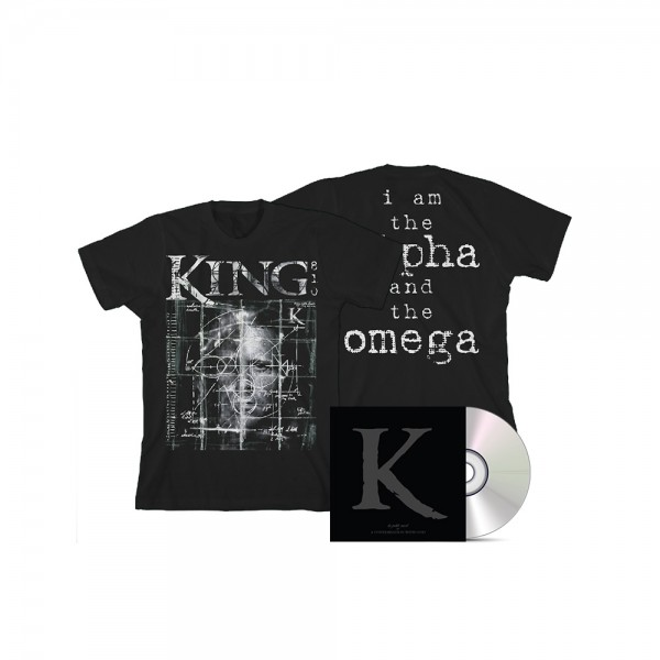 KING 810 LPM or ACWG CD + T-Shirt Bundle
