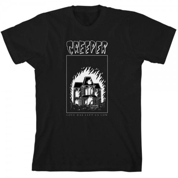 Creeper Room 309 T-Shirt