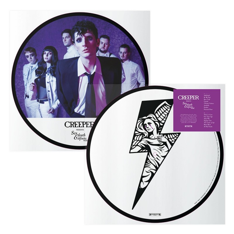 "Sex, Death & The Infinite Void - 12"" Picture Disc (Default)"