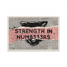 """STRENGTH IN NUMB333RS 11""""x17"""" Poster"""