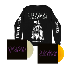 Creeper EP Both Vinyl + Long Sleeve Bundle