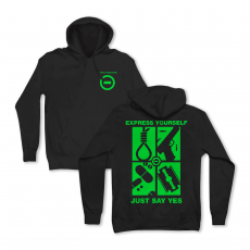 Express Yourself Hoodie