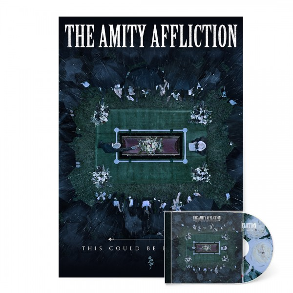 TAA This Could Be Heartbreak CD + Poster