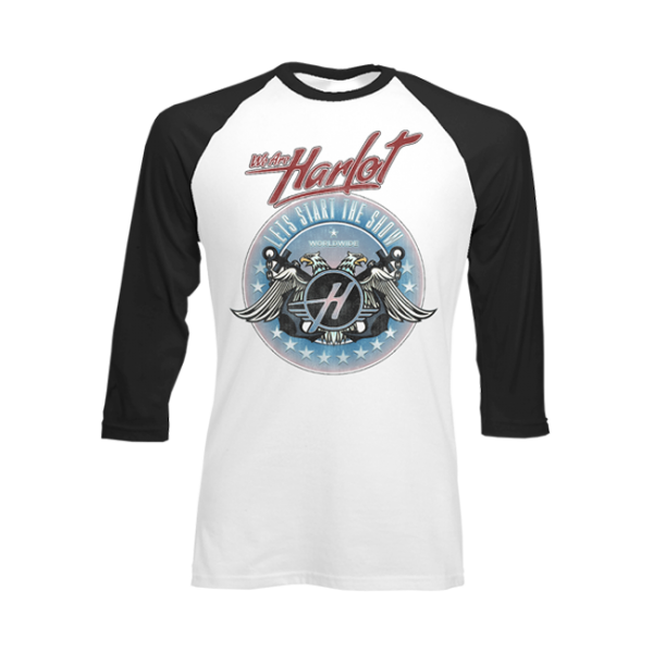 We Are Harlot Eagles and Anchors T-Shirt
