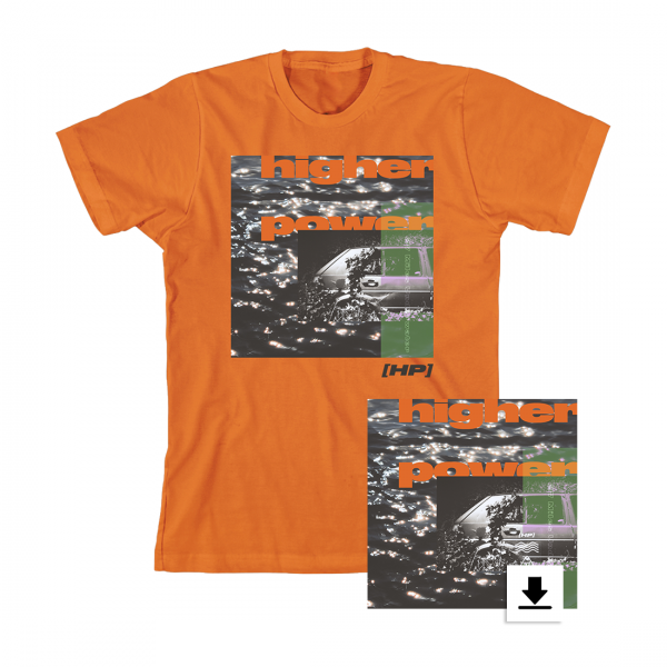 27 Miles Underwater Digital Album + Orange T-Shirt