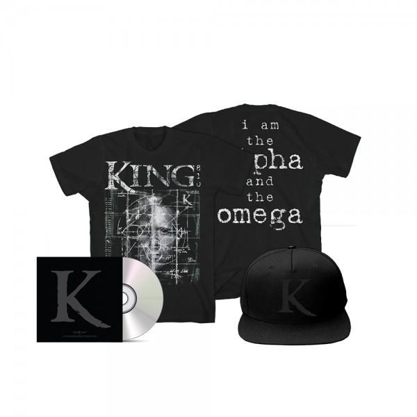 KING 810 LPM or ACWG CD + T-Shirt + Hat Bundle