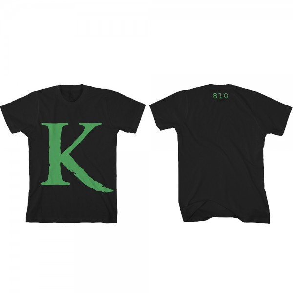 KING 810 Big K Green T-Shirt