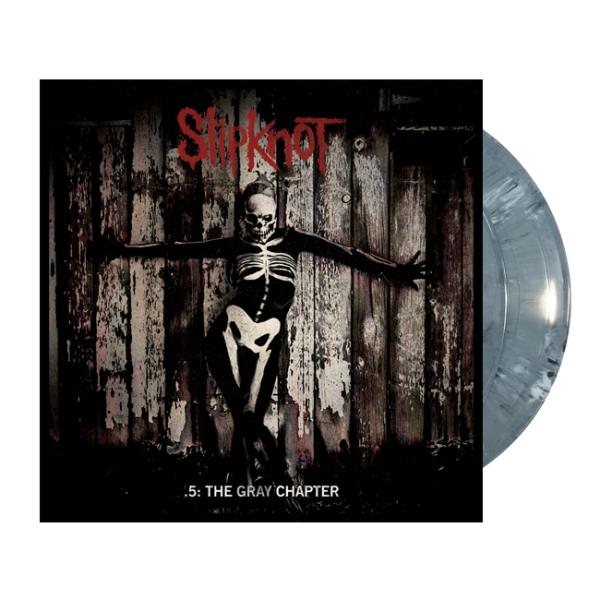".5: The Gray Chapter Online Exclusive Grey 12"" Vinyl"