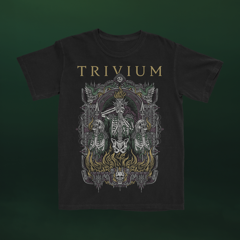 Skelly Frame T-Shirt (Apparel)