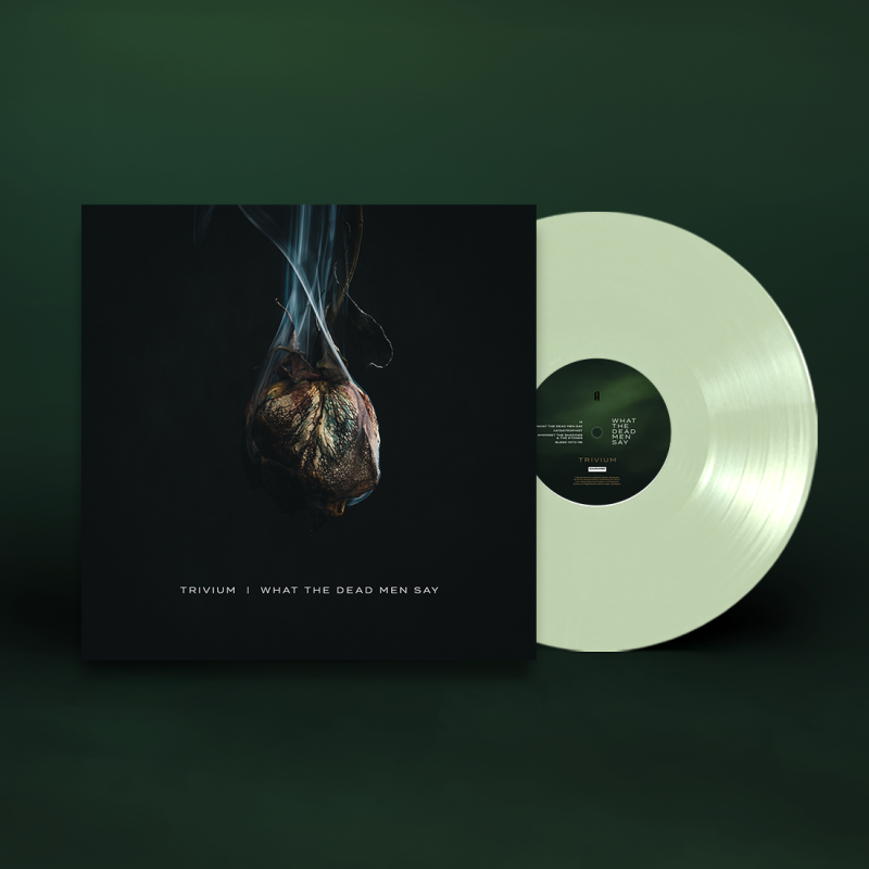 What the Dead Men Say Coke Bottle Clear Vinyl (Webstore Exclusive)