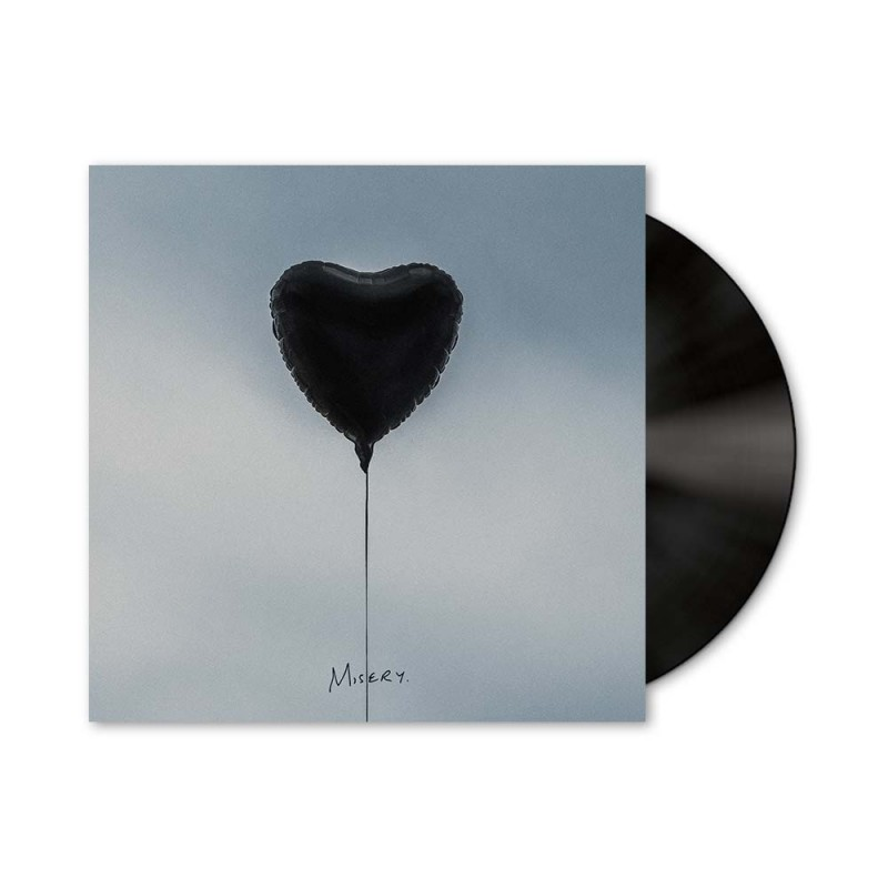 Misery Black Vinyl