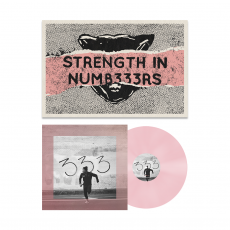 "STRENGTH IN NUMB333RS 12"" Vinyl + Poster"