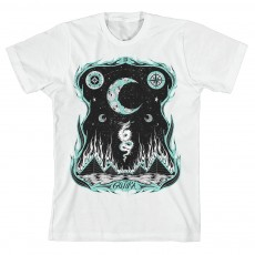 Dragons Dwell White T-Shirt