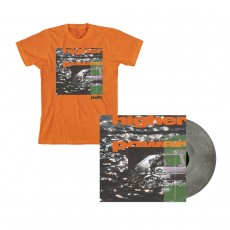 27 Miles Underwater Marble Vinyl + Orange T-Shirt
