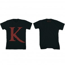 KING 810 Big K Red T-Shirt