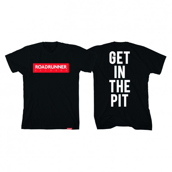 Get In The Pit Short Sleeve Tee