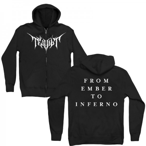 Trivium Ember To Inferno Hoodie