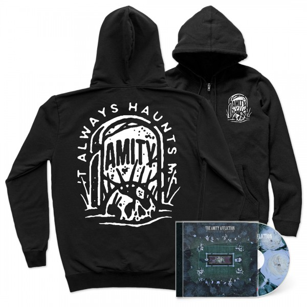 TAA This Could Be Heartbreak CD + Hoodie