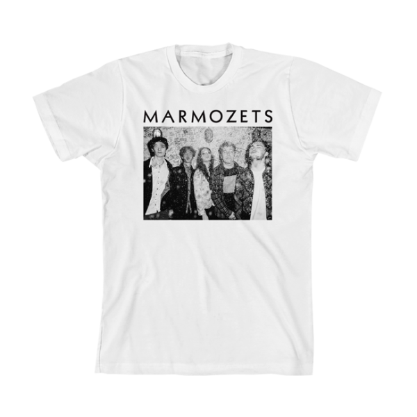 Marmozets 'Captivate You' cover artwork T-Shirt