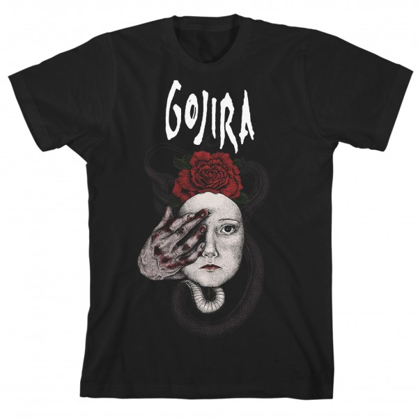 Gojira Snake Crown T-Shirt