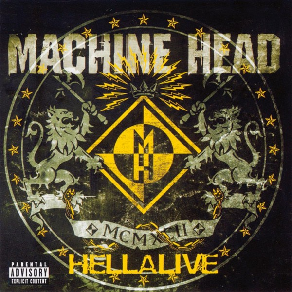 Hellalive CD Album