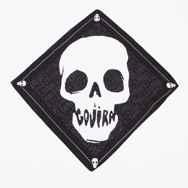 Skull Mouth Bandana