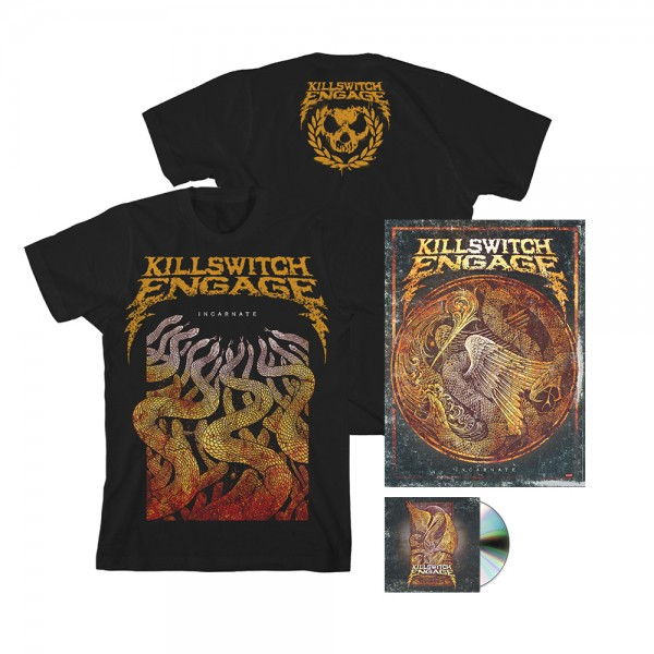 Killswitch Engage Incarnate Bundle