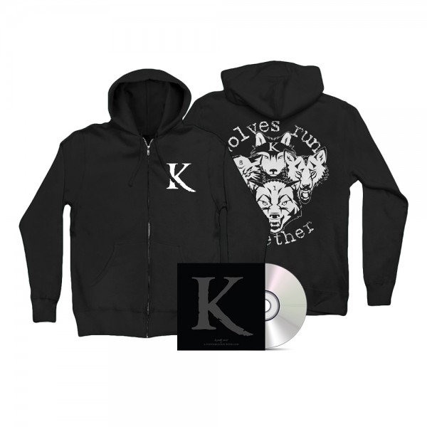 King 810 LPM or ACWG CD + Hoodie Bundle