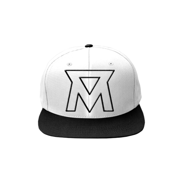 M Outline Hat